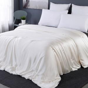 Silk Duvet Cover Set